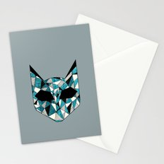 Turquoise Cat Stationery Cards