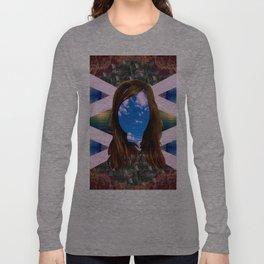 ELLEN PAGE. Long Sleeve T-shirt