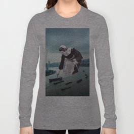 Vintage photo collage #222 Long Sleeve T-shirt