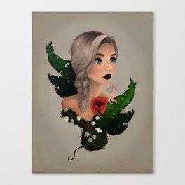 Edelweiss Canvas Print