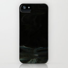 Scattered Waves: Low Tides iPhone Case