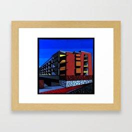 BLOC Framed Art Print