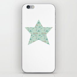 Empowering Star iPhone Skin