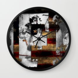Kennedy Wall Clock
