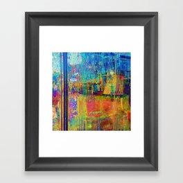 20180109 Framed Art Print