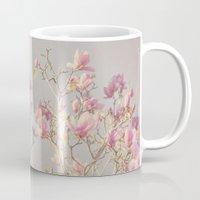 magnolia Mugs featuring Magnolia  by Pure Nature Photos