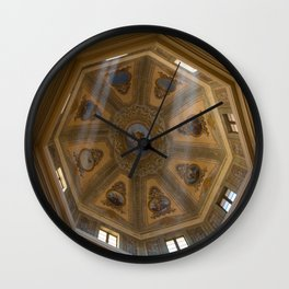 See the light? Wall Clock