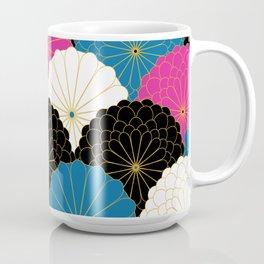 Japanese Chrysanthemum 2 Coffee Mug
