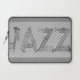 JAZZ SILVER MUSICAL INSTRUMENTS Laptop Sleeve