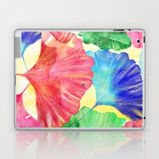 Colorful Ginkgo Leaves  Laptop & iPad Skin
