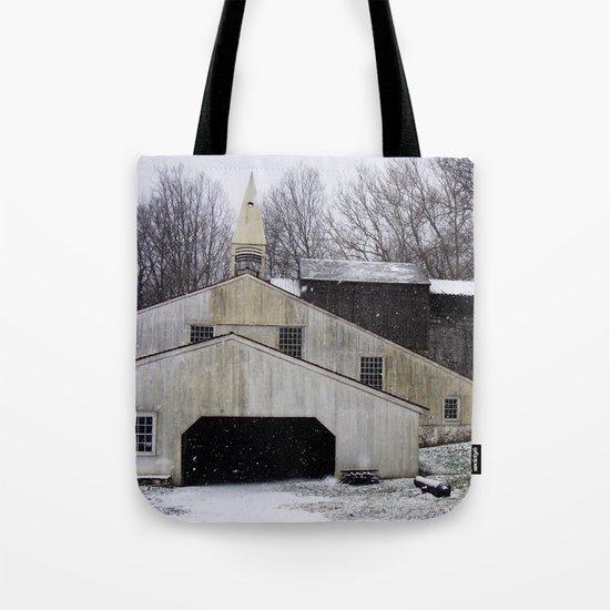 Hopewell Furnace Tote Bag