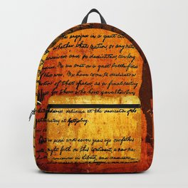 Abraham Lincoln Backpack