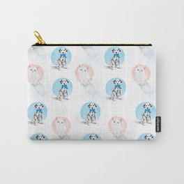 Dalmation Senstation Carry-All Pouch