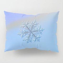 Real snowflake - Hyperion Pillow Sham