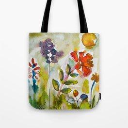 Happy colors :) Tote Bag
