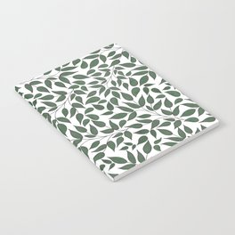 Foliage. Notebook