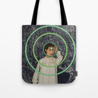 sisters Tote Bags featuring Sisters by Canson City
