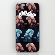 Fairouz The Arabic Singer iPhone & iPod Skin