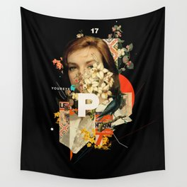 YOUREYES Wall Tapestry