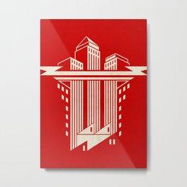 Wolfenstein V2 Metal Print
