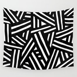 Monochrome 01 Wall Tapestry
