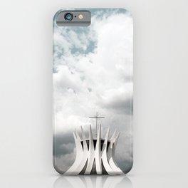 Cathedral | Brasília | Brazil iPhone Case
