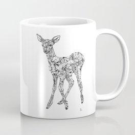 Leafy Deer Coffee Mug