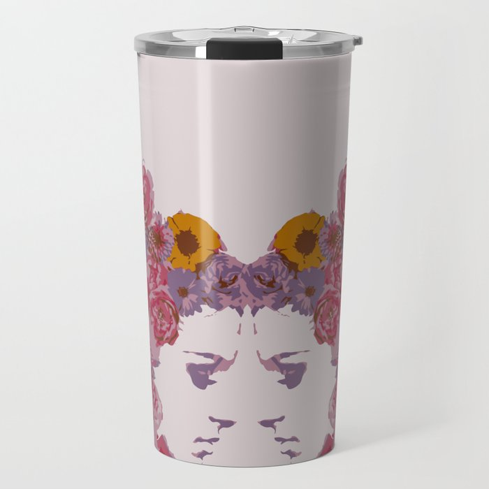 Twin Fairy Travel Mug