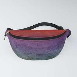 The dark cloths of night and light and the half-light Fanny Pack