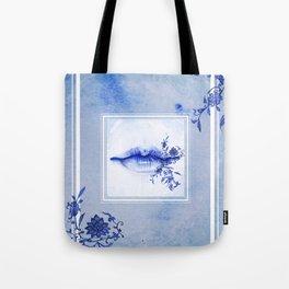 Porcelain Lolita Tote Bag