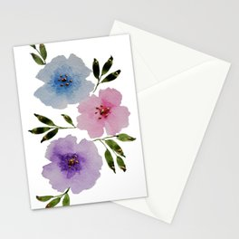 Floral Fanciness... Stationery Cards