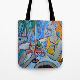 My Summer in Provence Tote Bag