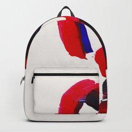 XOO Print Backpack