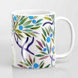 Bonsai Fruit Tree – Blue Palette Coffee Mug