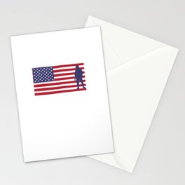 I'm Proud of My Veteran Grandpa Patriotic Stationery Cards