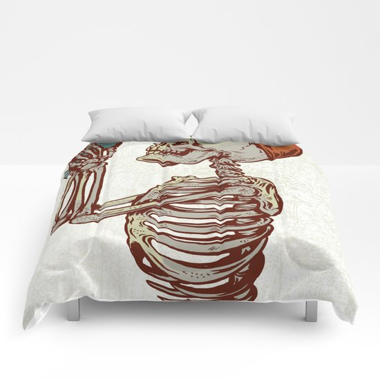 Does Anything Matter Comforters