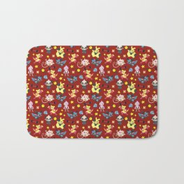 Brick Break Bath Mat