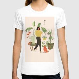 Migrating a Plant T-shirt