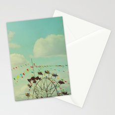 the joy of summer Stationery Cards