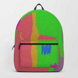 MONSTER GIRL PINK Backpack