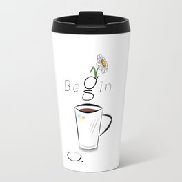 Begin Travel Mug