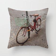 Chelsea Ride Throw Pillow