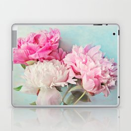 3 peonies Laptop & iPad Skin