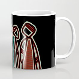Councl Meeting Tribal Elders Coffee Mug