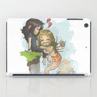 kili iPad Cases featuring Kili and Mer!Fili by AlyTheKitten