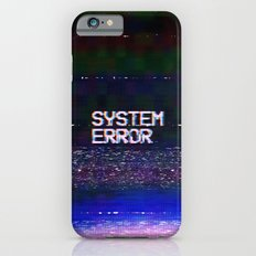 System Error Slim Case iPhone 6