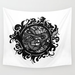 Year of the Dragon (2012) Wall Tapestry