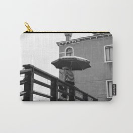 Gondolier in Venice Carry-All Pouch