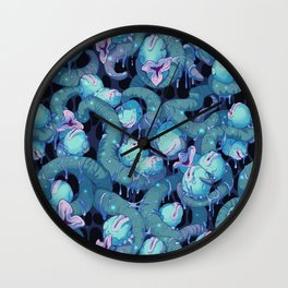 Nesting Grounds Wall Clock