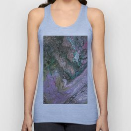 Dragon Scale Unisex Tank Top